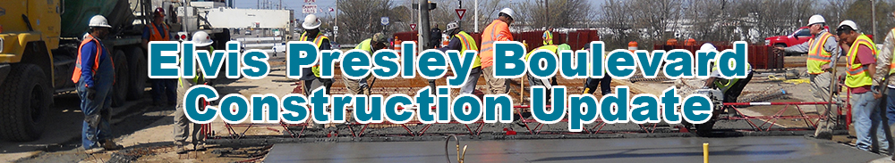 Elvis Presley Boulevard Construction Updates